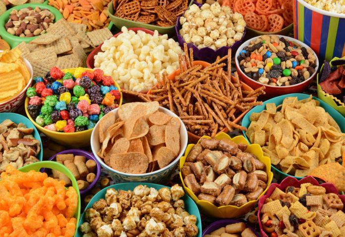Αύξηση 38% κατέγραψε η κατηγορία των snacks το Μάιο