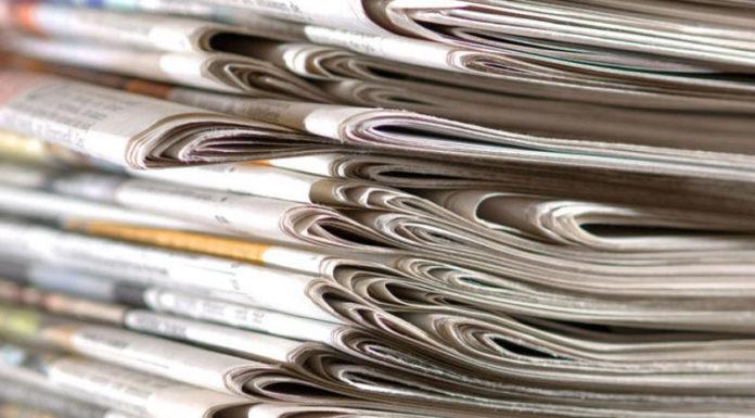 """Έπιασαν """"πάτο"""" οι πωλήσεις των εφημερίδων"""