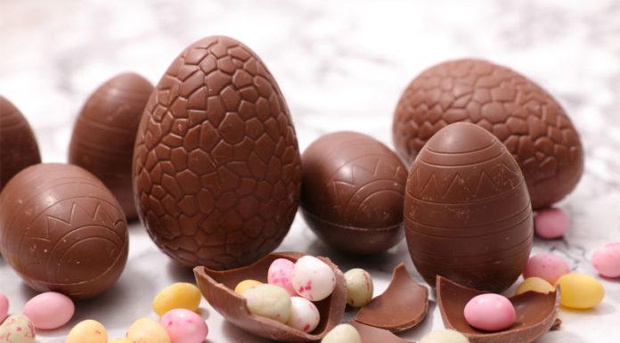 """Σοκολατένια αυγά: Έσοδα """"της στιγμής"""" για τα μίνι μάρκετ"""