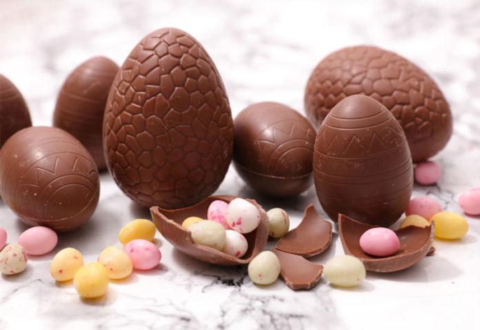Σοκολατένια αυγά: Έσοδα