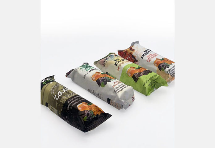Cosmo Green: Ενεργειακές μπάρες με υπερτροφές και ξηρούς καρπούς