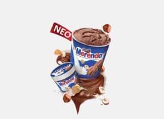 Νέο παγωτό Merenda για τα ψυγεία των μίνι μάρκετ