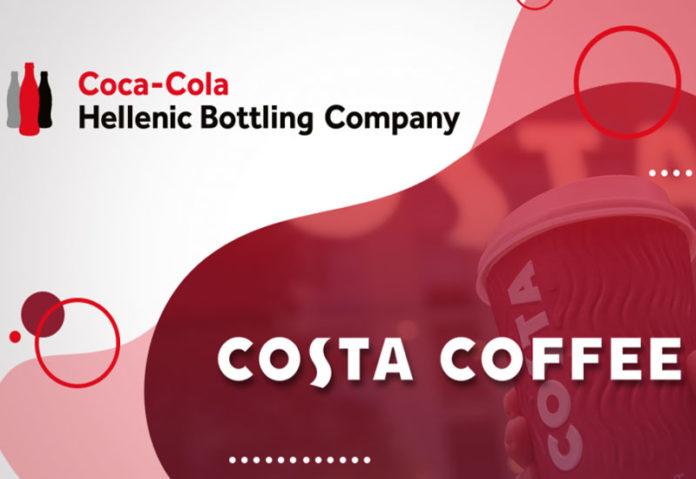 Τον Ιούλιο τα Costa Coffee στα ράφια των καταστημάτων