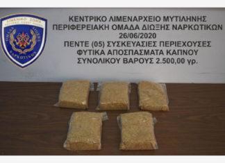 Συνελήφθη 33χρονη για λαθρεμπόριο τσιγάρων