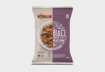 Μπάρμπα Στάθης: Νέα ζυμαρικά ολικής με λαχανικά