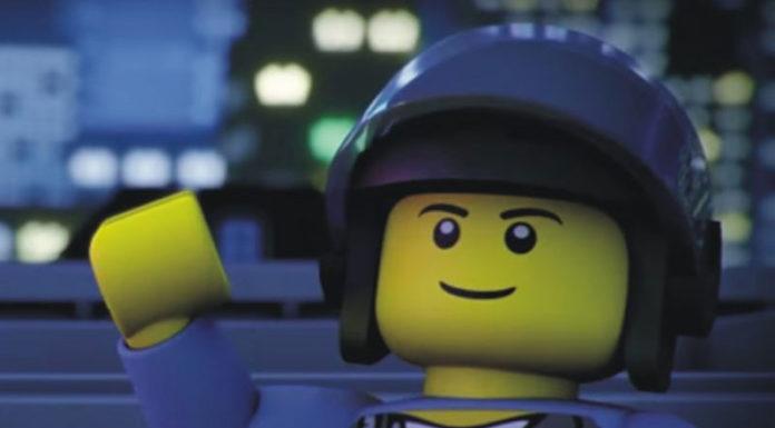 «Stοp» στα Lego με αστυνομικούς λόγω ΗΠΑ
