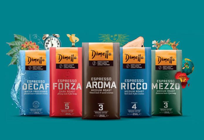Dimello: 5 χαρμάνια espresso στα ράφια των καταστημάτων