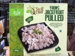 Στα ψυγεία των σούπερ μάρκετ το jackfruit μπέργκερ