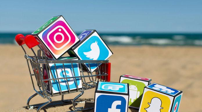 Μίνι Μάρκετ Social Media