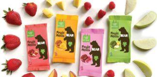 Fruit Rolls Bear