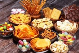 Γλυκά snacks